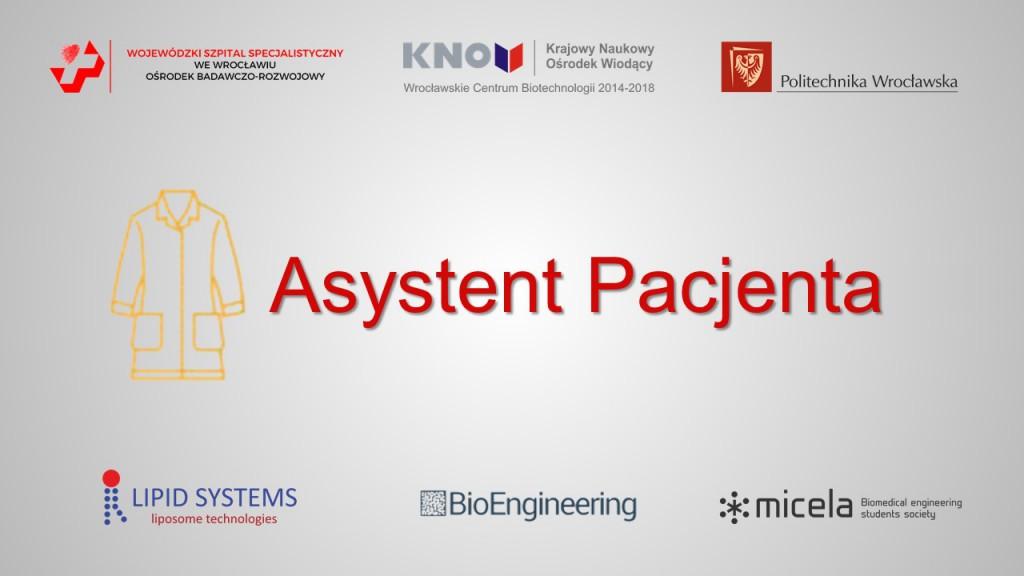 Asystent Pacjenta - promo